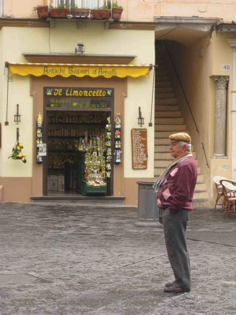 Limoncello, Amalfi Coast