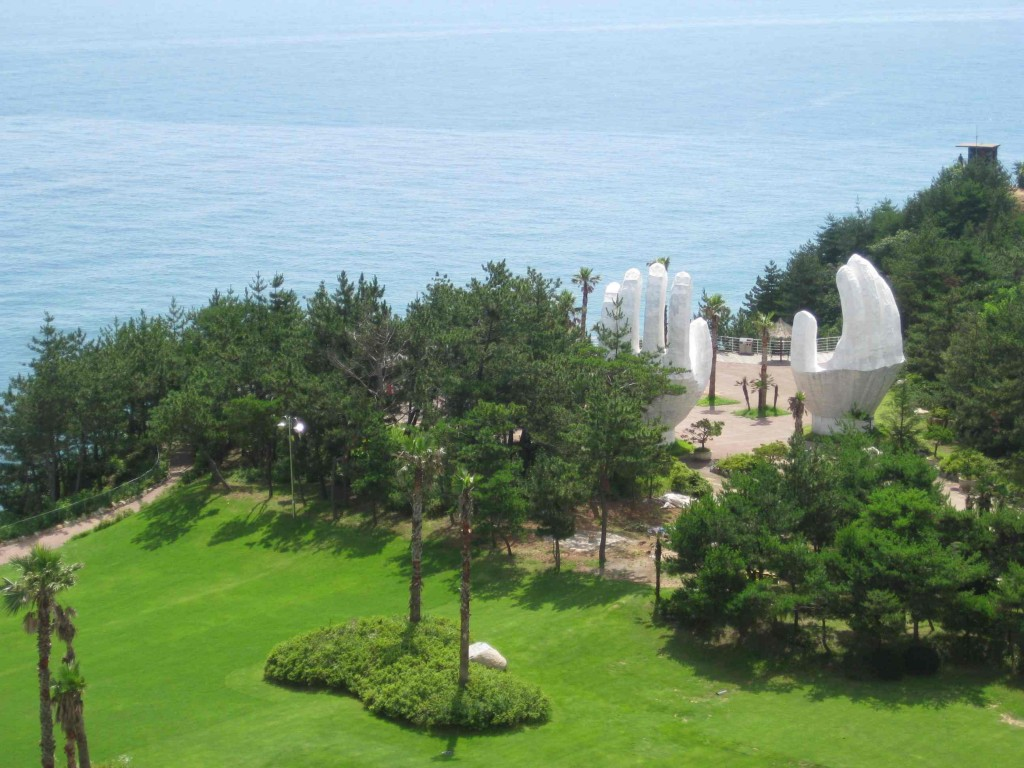 Jeongdongjin Sculpture Garden