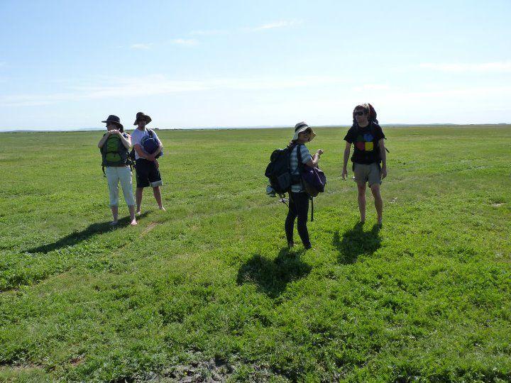 Stranded in Mongolia