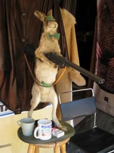 Hilbilly Rabbit, Rhodes