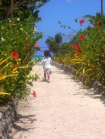 Little Fijian Boy