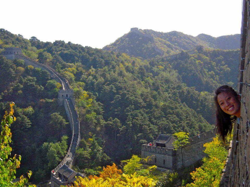 Rebecca Liu Great Wall
