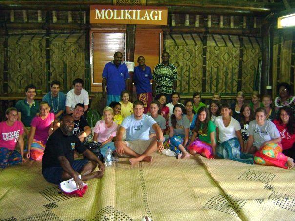 study abroad Fiji