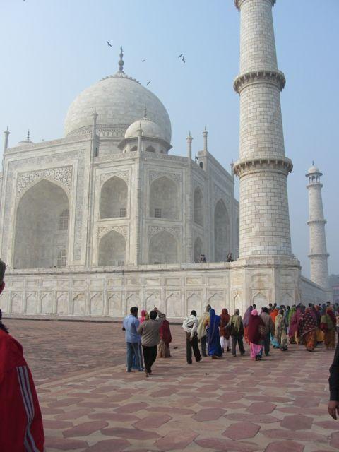 Taj Mahal pavilion