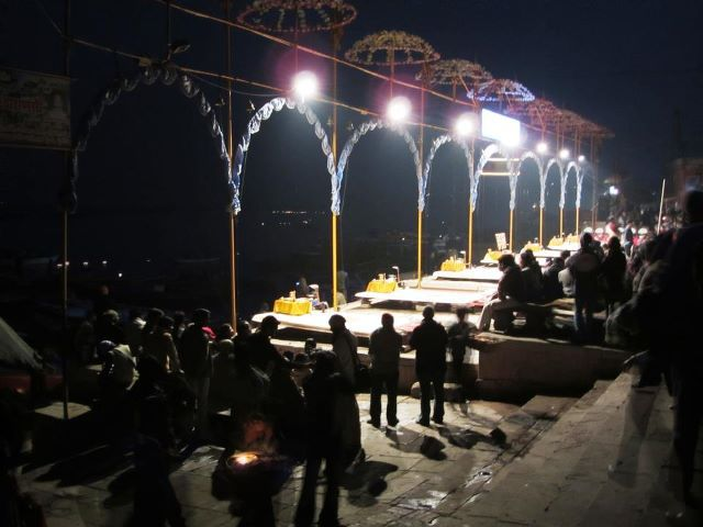 Ghat ceremony
