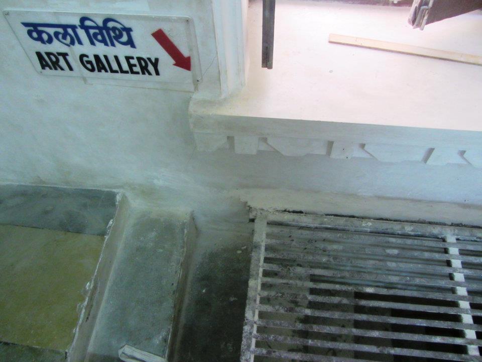 Art Gallery bagore-ki-haveli, Udaipur
