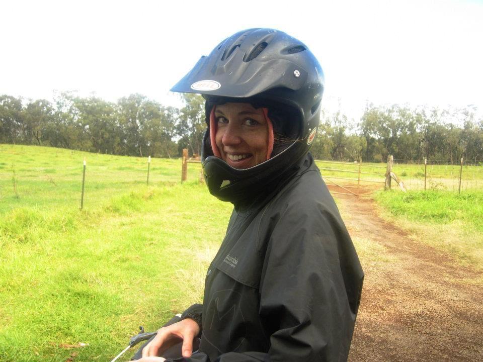 geared up for Haleakala