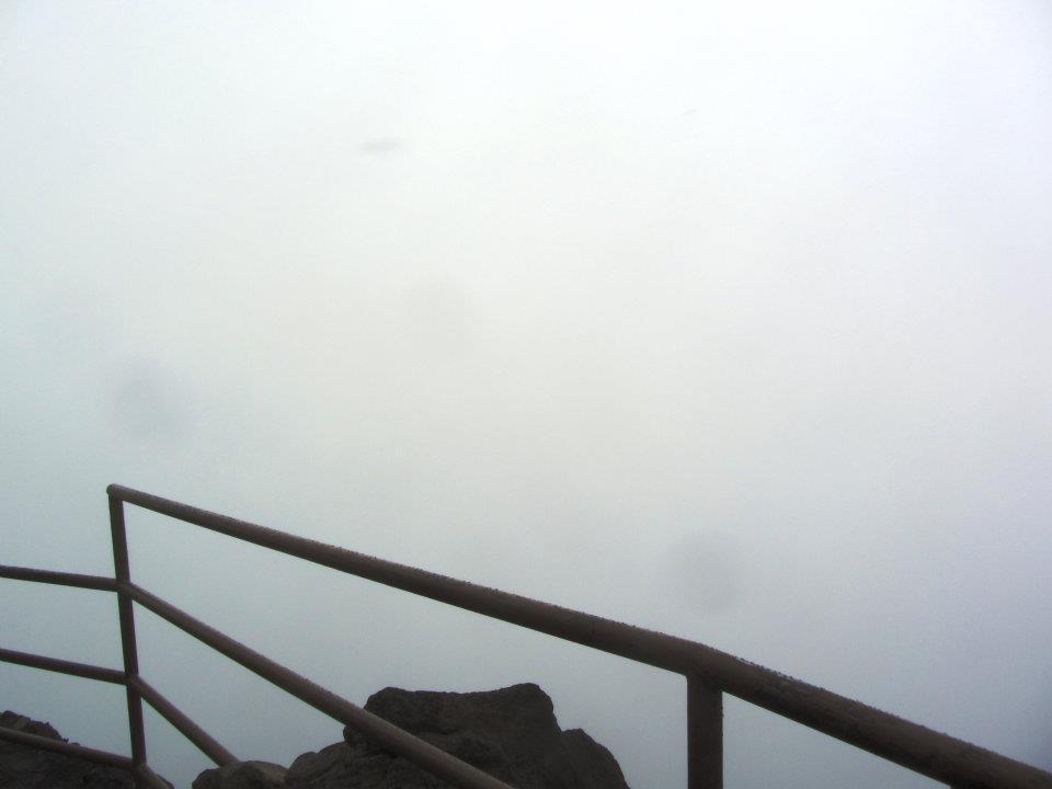 The views from Haleakala