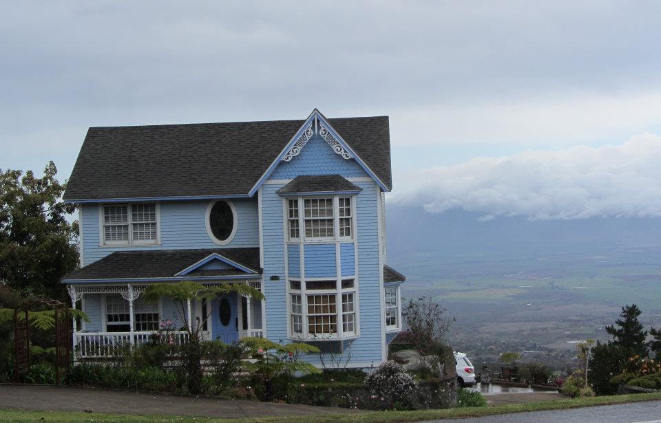 dollhouse of Haleakala