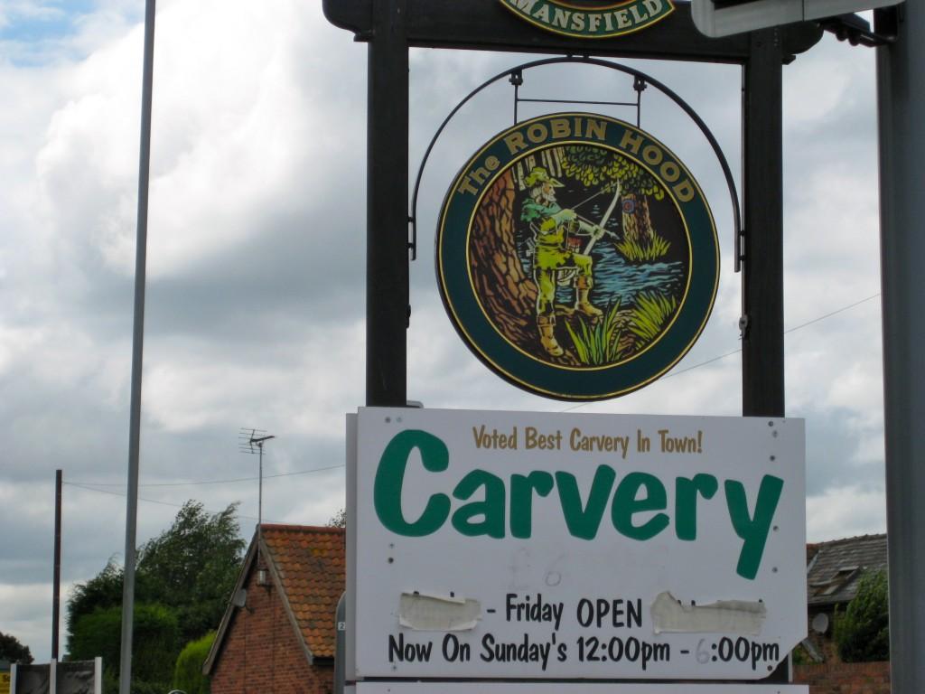 Robin Hood Carvery