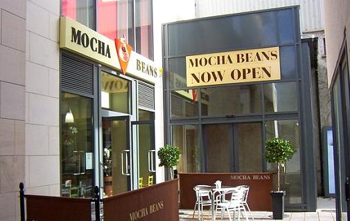 Mocha Beans Edward Square