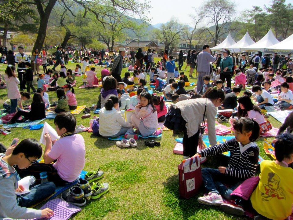 King Danjong festival, Yeongwol