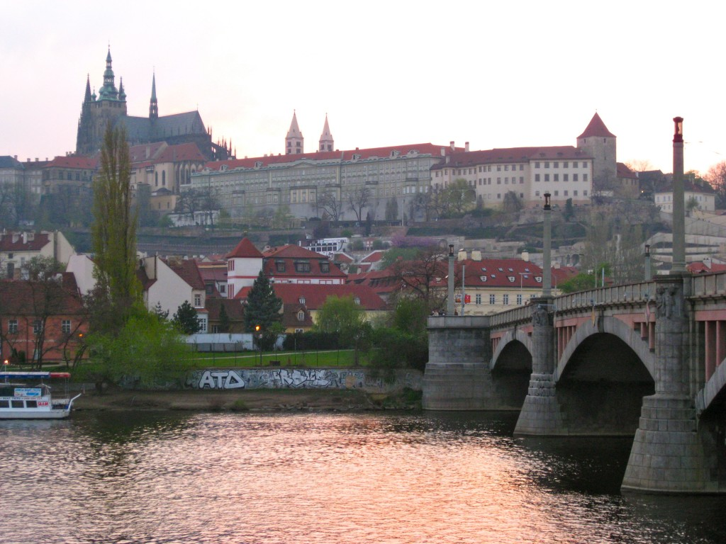 Prague - Castle and Charles Bridge