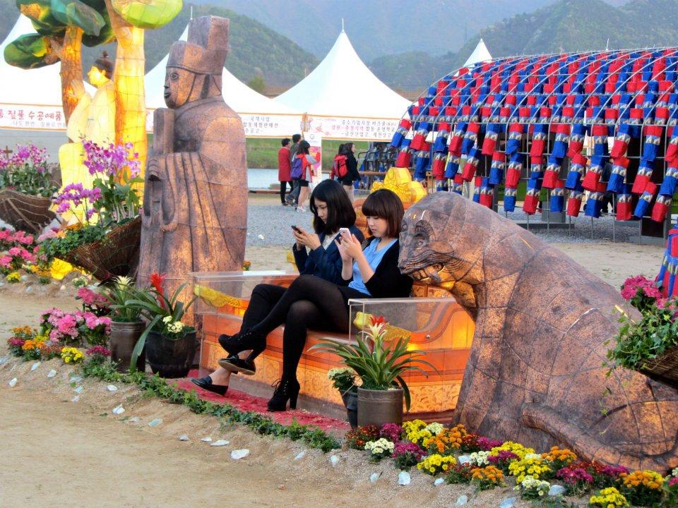 King Danjong Festival, Yeongwol, Korea