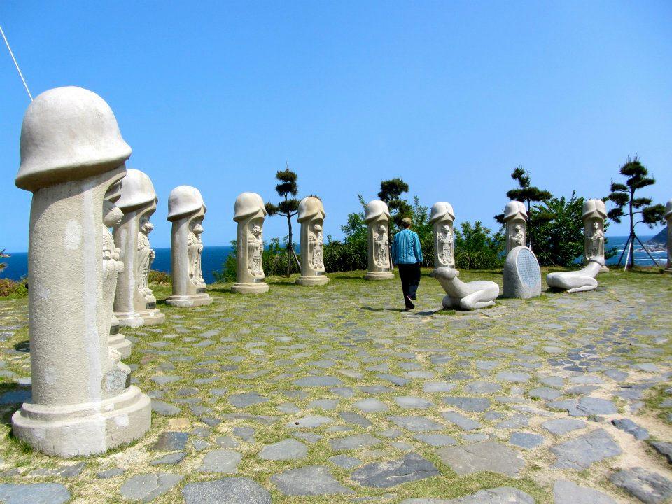 Penis Park - Haesindang - Samcheok - Korea