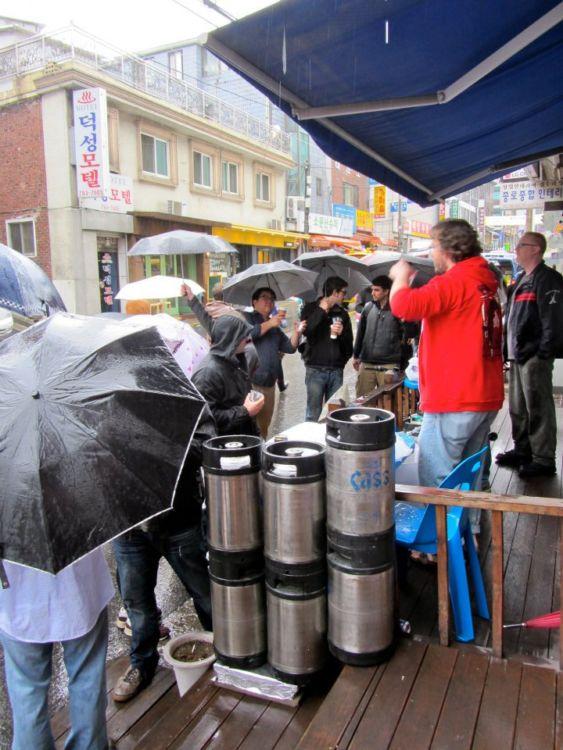 Spring Beer Fest - Seoul 2012