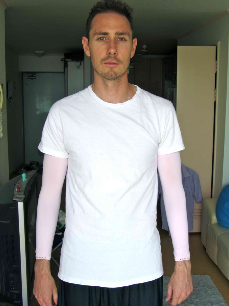 Jared's Korean Sport Sleeves