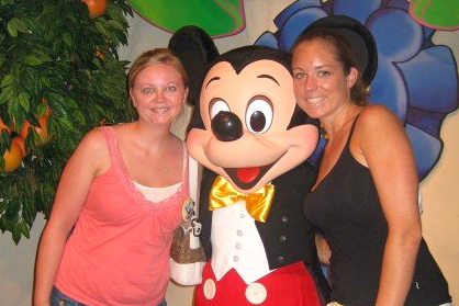 Mickey Mouse Disney World Orlando