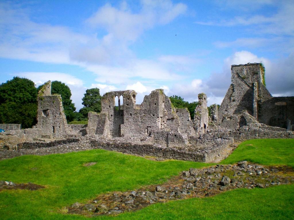 Kells Priory, Ireland