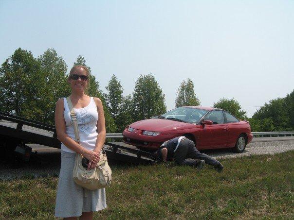 Road Trip Disaster