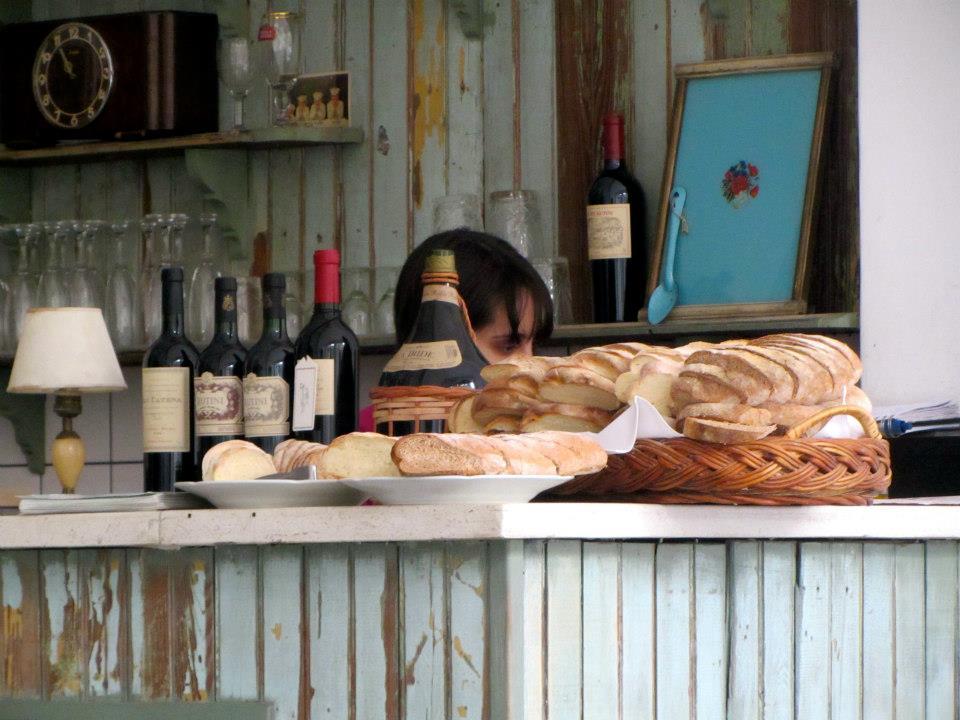 Bread at Casero's, Buenos Aires, Argentina
