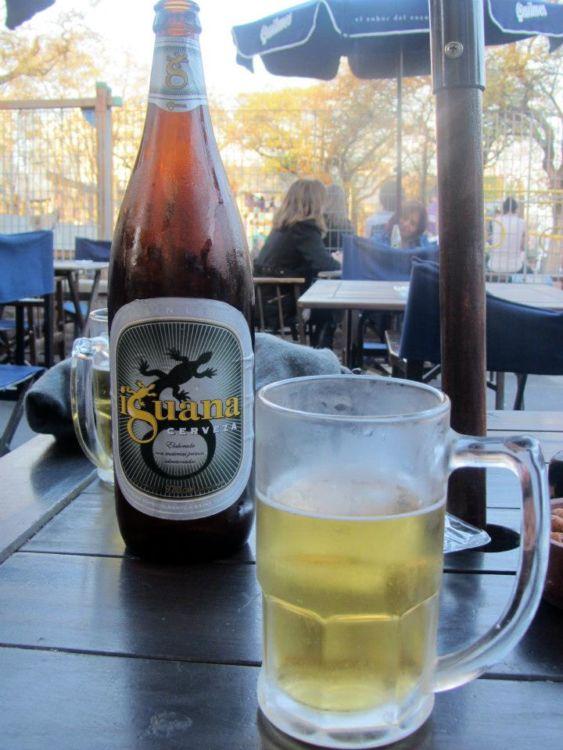 Iguana Cerveza Buenos Aires Argentina