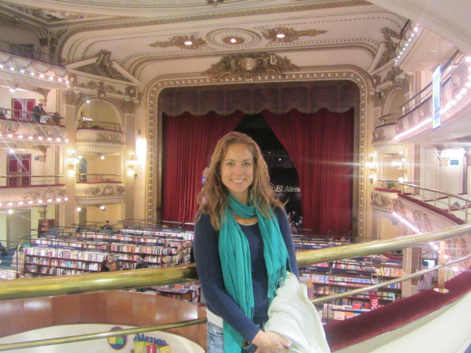 El Ateneo, Buenos Aires Bookstore, Argentina