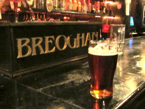 Breoghans Brew Pub San Telmo