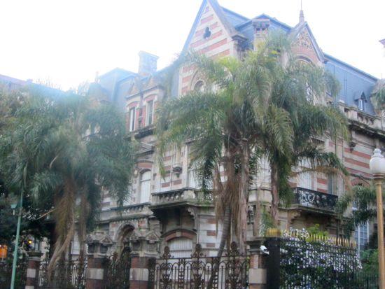 Haunted House Avenida Alvear, Buenos Aires