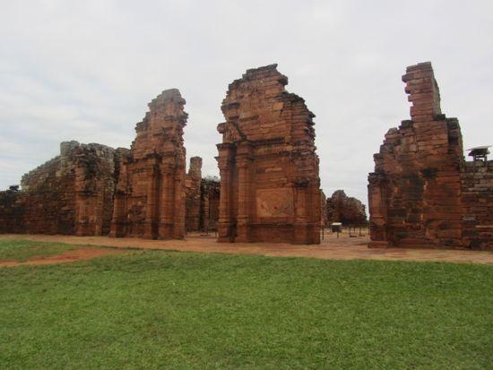 Jesuit Ruins San Ignacio