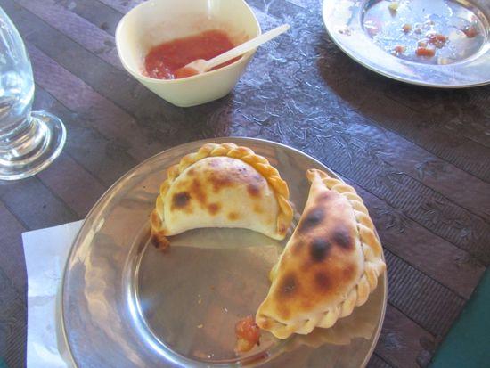 Empanadas in Salta, Argentina
