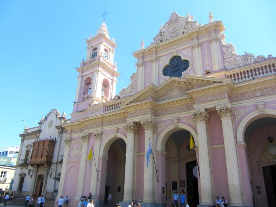 Church in Salta