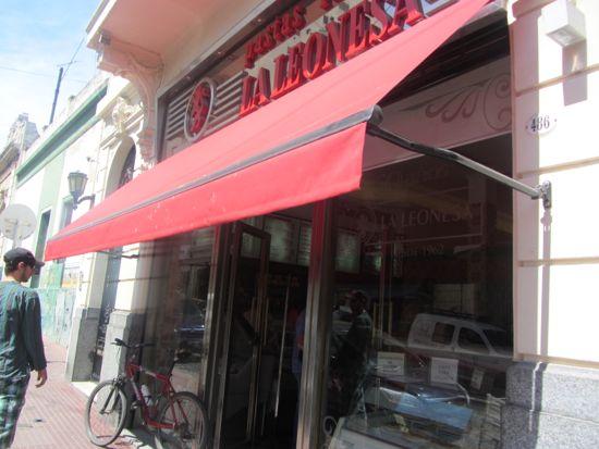 La Leonesa, San Telmo Buenos Aires