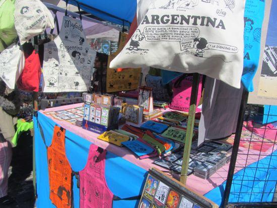 Mafalda in Buenos Aires