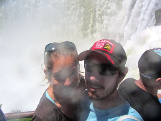 Devil's Throat, Iguazu