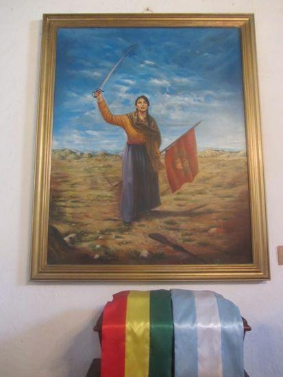 Casa de la libertad, sucre, bolivia
