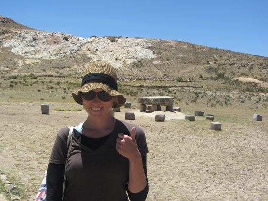 Llama sacrifice, Bolivia, Isla del Sol, Lake Titicaca