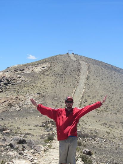 Hiking the Isla del Sol, Bolivia