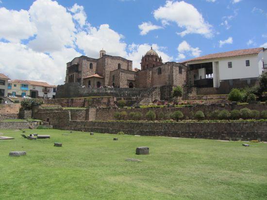 Qorincancha, Cusco, Peru