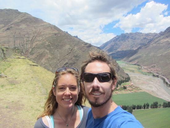 Hiking Pisac, Peru