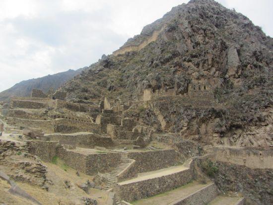 Ollantaytambo temples, Peru