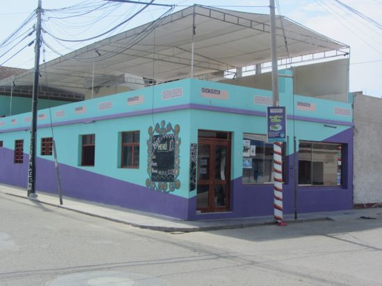 Saksay Restaurant in Huanchaco, Peru