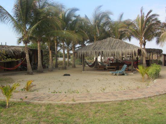 Laguna Surf Camp, Mancora, Peru