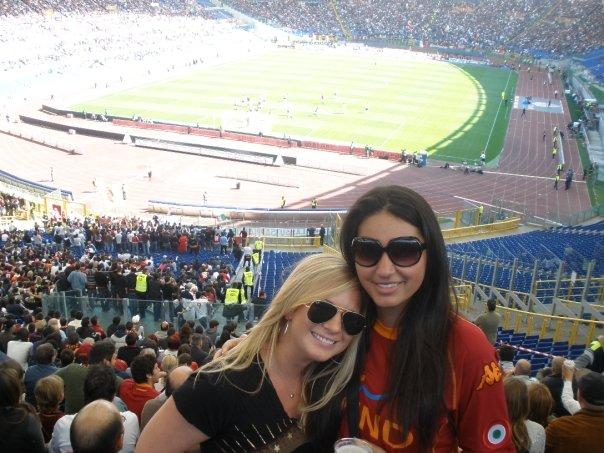 Amanda in Rome