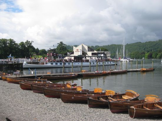 Bowness-on-Windermere, England