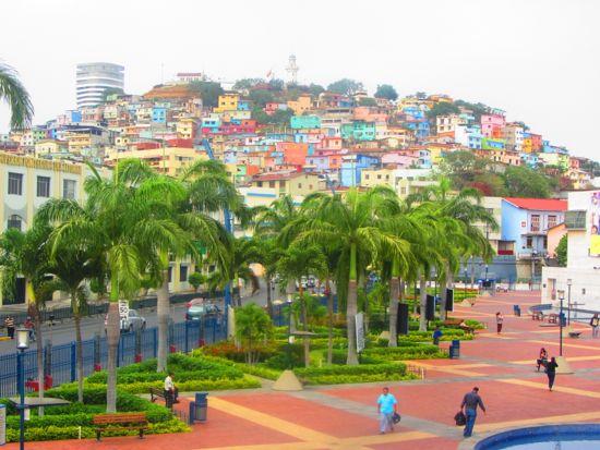 Las Penas, Guayaquil