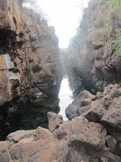 Las Grietas, Galapagos