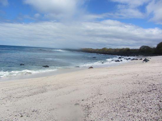 Playa Baquierzo, San Cristobal, Galapagos