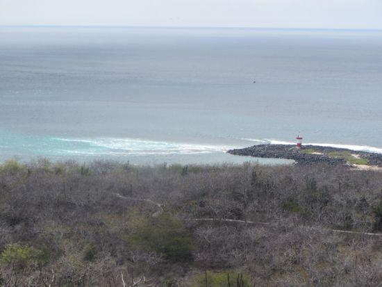 Surf beach, San Cristobal, Galapagos