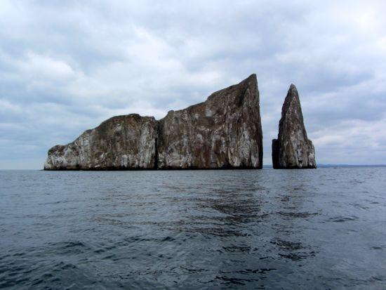 Leon Dormido, Galapagos Islands